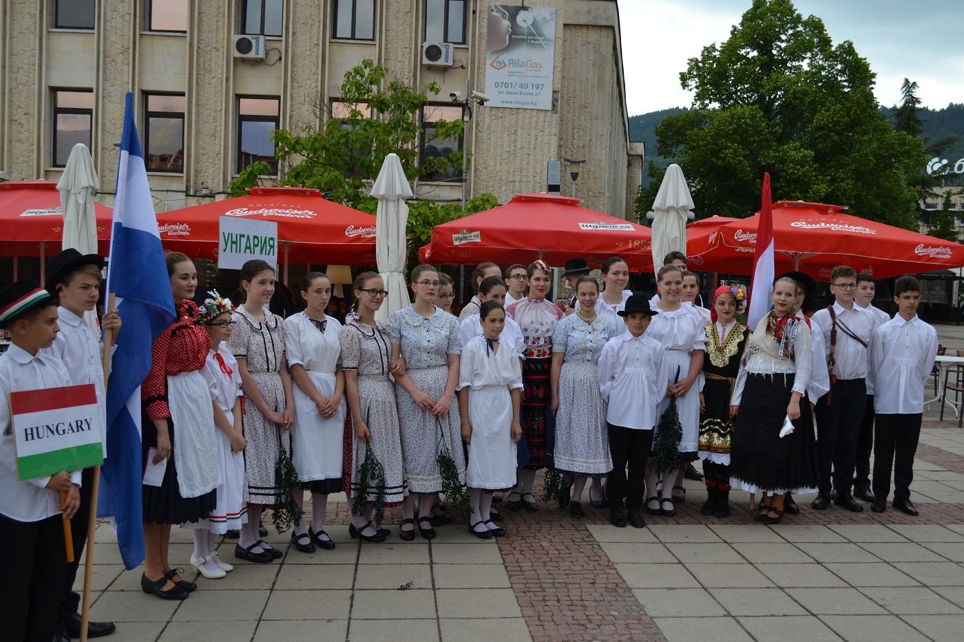Béke a Balkánon – Nemzetközi Folklórfesztivál